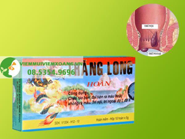Thăng Long Hoàn được nhiều người tin dùng lựa chọn
