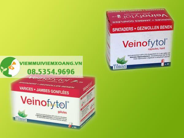 Thuốc điều trị trĩ: Veinofytol