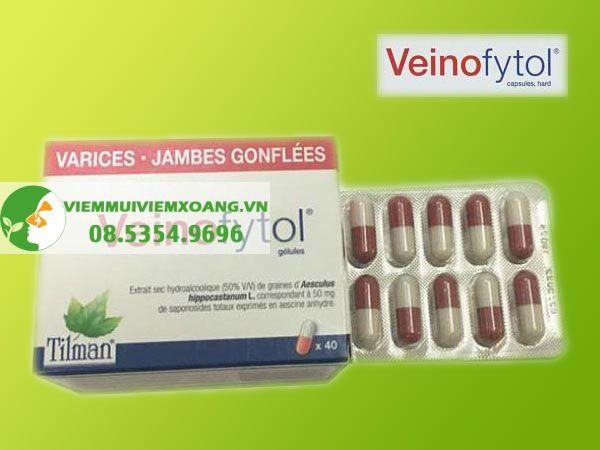Thuốc Veinofytol được nhiều người tin dùng lựa chọn