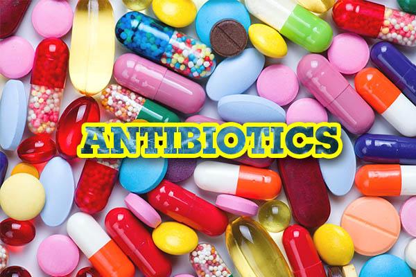 Thuốc kháng sinh được sử dụng trong điều trị viêm họng hạt do nhiễm khuẩn