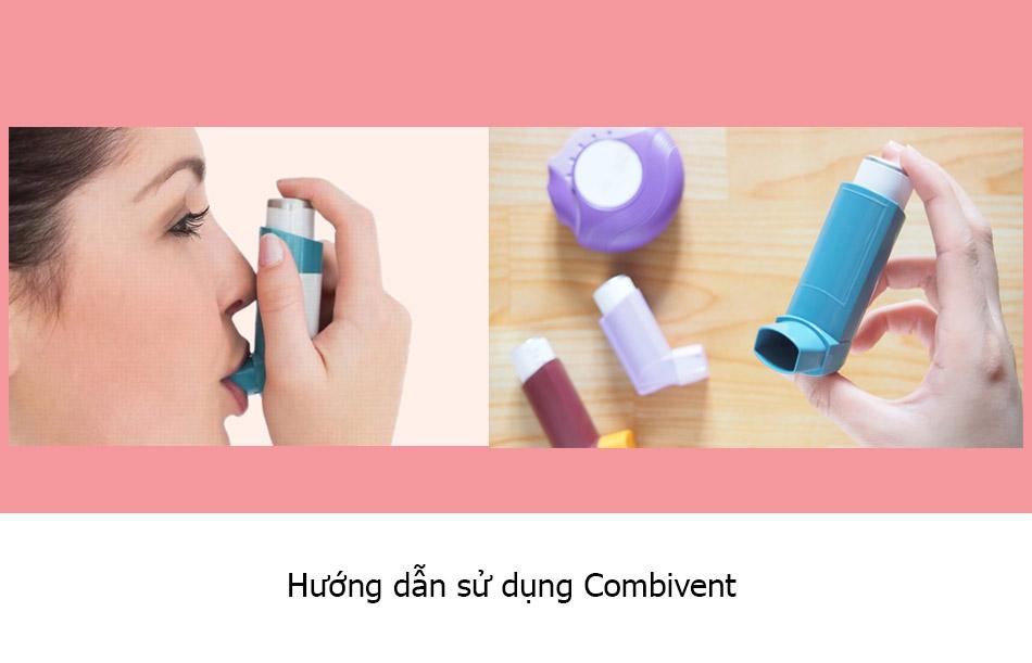Hướng dẫn sử dụng Combivent