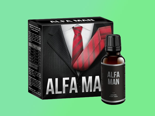 Thuốc tăng cường sinh lý Alfa Man